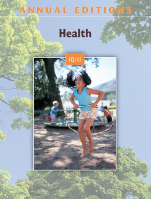 Annual Editions: Health 10/11 with Free Taking Sides: Clashing Views in Health and Society, 9/E Coursesmart eBook 9780077386115