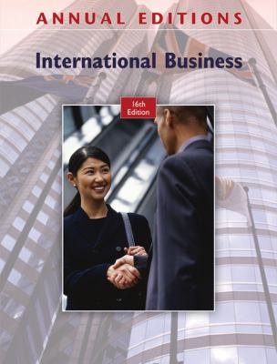 Annual Editions: International Business 9780073528625
