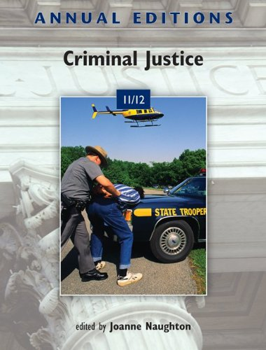 Criminal Justice 9780078050886