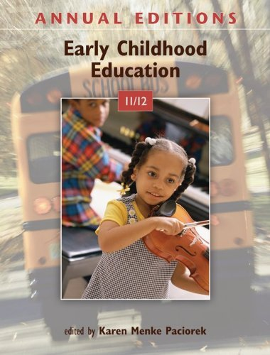Early Childhood Education 9780078050947