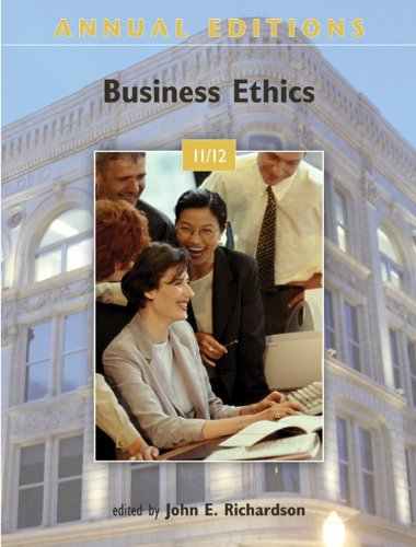 Business Ethics 9780073528656