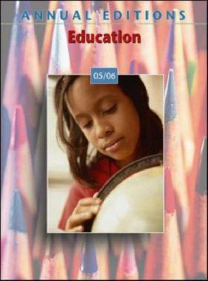 Annual Editions: Education 05/06 9780073102207