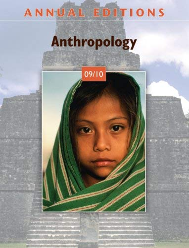 Anthropology 9780073397832