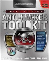 Anti-Hacker Tool Kit [With CDROM]
