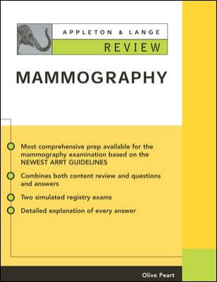 Appleton & Lange Review of Mammography 9780071378284
