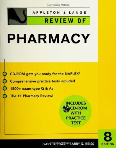 Appleton & Lange Review of Pharmacy 9780071425438