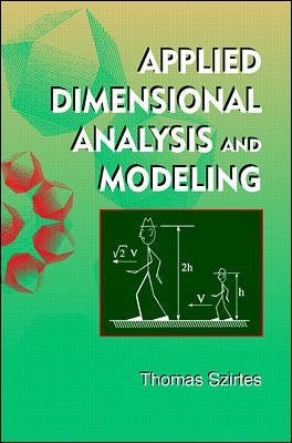 Applied Dimensional Analysis and Modeling 9780070628113