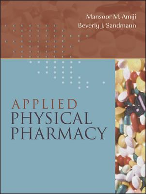 Applied Physical Pharmacy 9780071350761