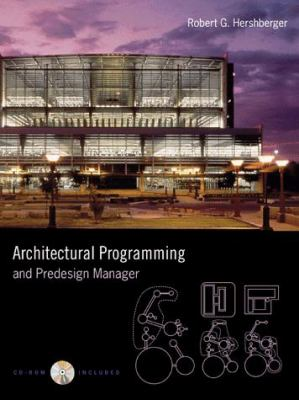 Architectural Programming & Predesign Manager 9780071347495