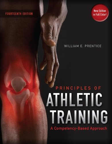 Arnheim's Principles of Athletic Training: A Competency-Based Approach 9780073523736