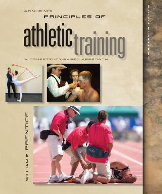 Arnheim's Principles of Athletic Training: A Competency-Based Approach with Esims 9780077236281