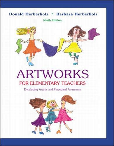 Artworks for Elementary Teachers with Art Starts 9780072515800