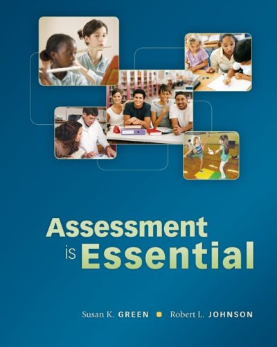 Assessment Is Essential 9780073378725