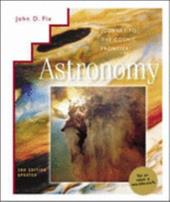 Astronomy : Journey to the Cosmic Frontier 17649756