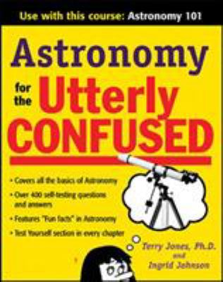 Astronomy for the Utterly Confused 9780071471589