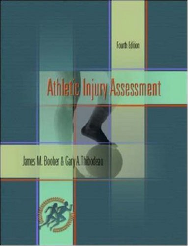 Athletic Injury Assessment with Power Web: Health & Human Performance 9780072498905