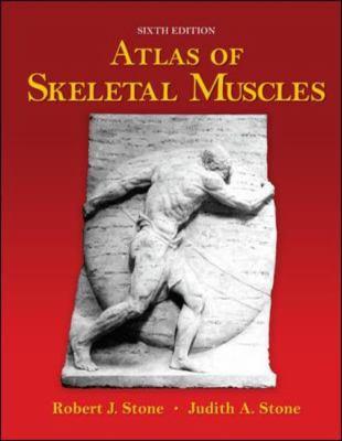 Atlas of Skeletal Muscles 9780073049687