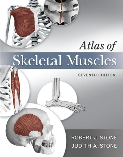 Atlas of Skeletal Muscles 9780073378169