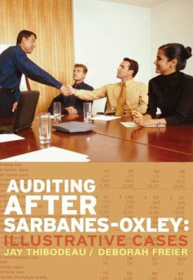 Auditing After Sarbanes-Oxley 9780073526690