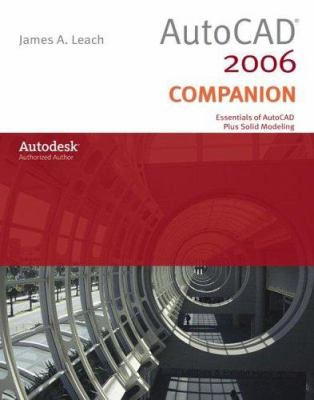 AutoCAD 2006 Companion 9780073402475