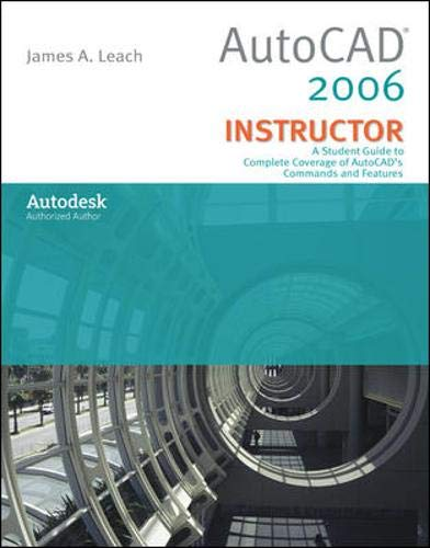AutoCAD 2006 Instructor 9780073522616