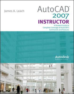 AutoCAD 2007 Instructor 9780073522623