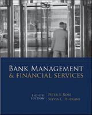 Bank Management & Financial Services 9780073382432