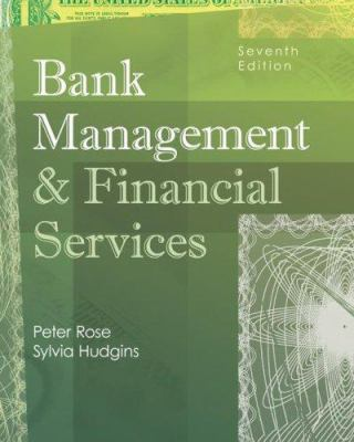 Bank Mgmt & Fin Services 9780073046235