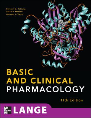 Basic & Clinical Pharmacology 9780071604055
