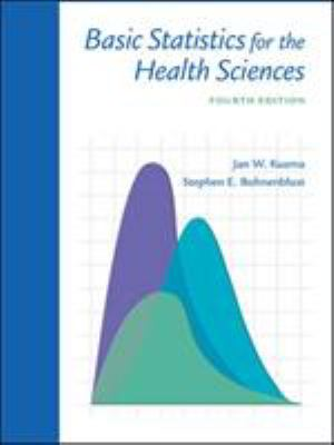 Basic Statistics for the Health Sciences with Powerweb 9780072552294