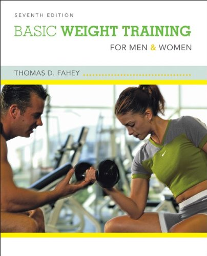 Basic Weight Training for Men and Women 9780073376585