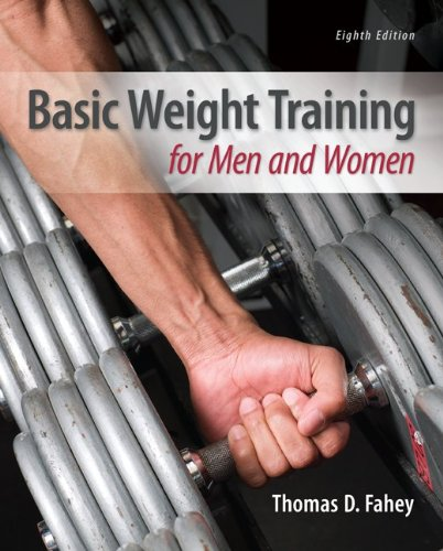 Basic Weight Training for Men and Women - 8th Edition