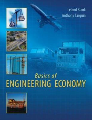 Basics of Engineering Economy 9780073401294