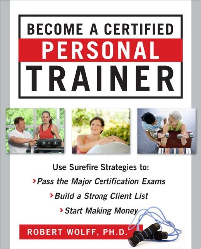 Become a Certified Personal Trainer 9780071635875