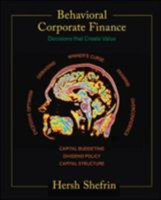 Behavioral Corporate Finance 9780072848656