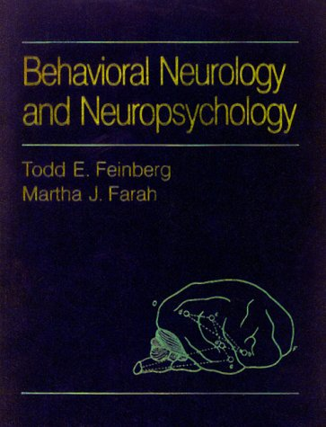 Behavioral Neurology and Neuropsychology 9780070203617