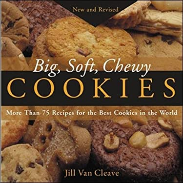 Big, Soft, Chewy Cookies 9780071418669