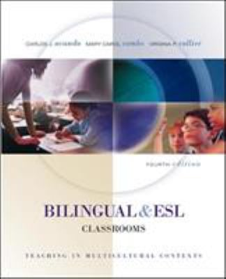 Bilingual and ESL Classrooms: Teaching in Multicultural Contexts - Text with Powerweb: Teaching in Multicultural Contexts 9780073126494