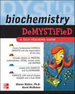 Biochemistry Demystified 9780071495998