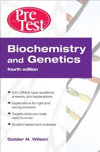 Biochemistry and Genetics 9780071623483
