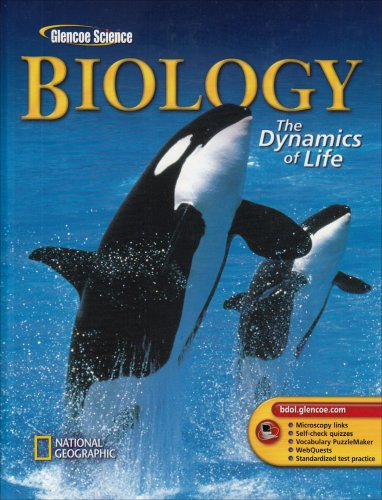 Biology: The Dynamics of Life 9780078299001