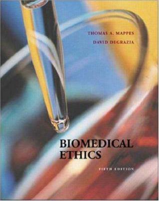 Biomedical Ethics 9780072303650