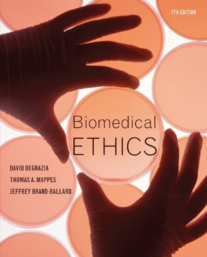 Biomedical Ethics 9780073407456