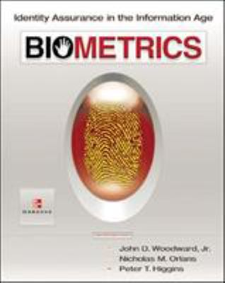 Biometrics 9780072222272