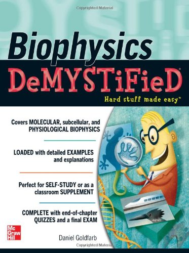 Biophysics DeMYSTiFieD 9780071633642