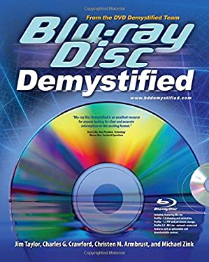 Blu-Ray Disc Demystified [With Blu-Ray Disc] 9780071590921