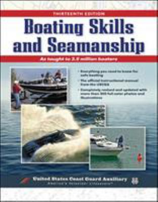 Boating Skills and Seamanship 9780071467292