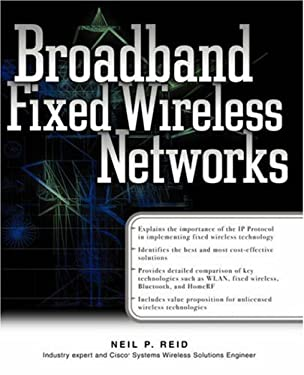 Broadband Fixed Wireless Networks 9780072133660