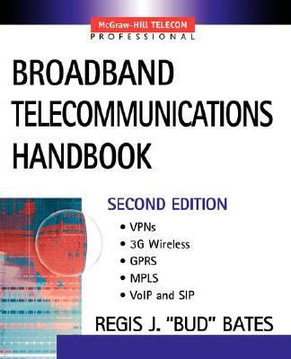 Broadband Telecommunications Handbook 9780071398510