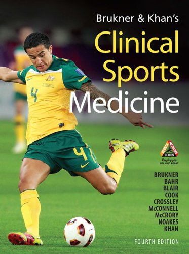 Brukner & Khan's Clinical Sports Medicine 9780070998131